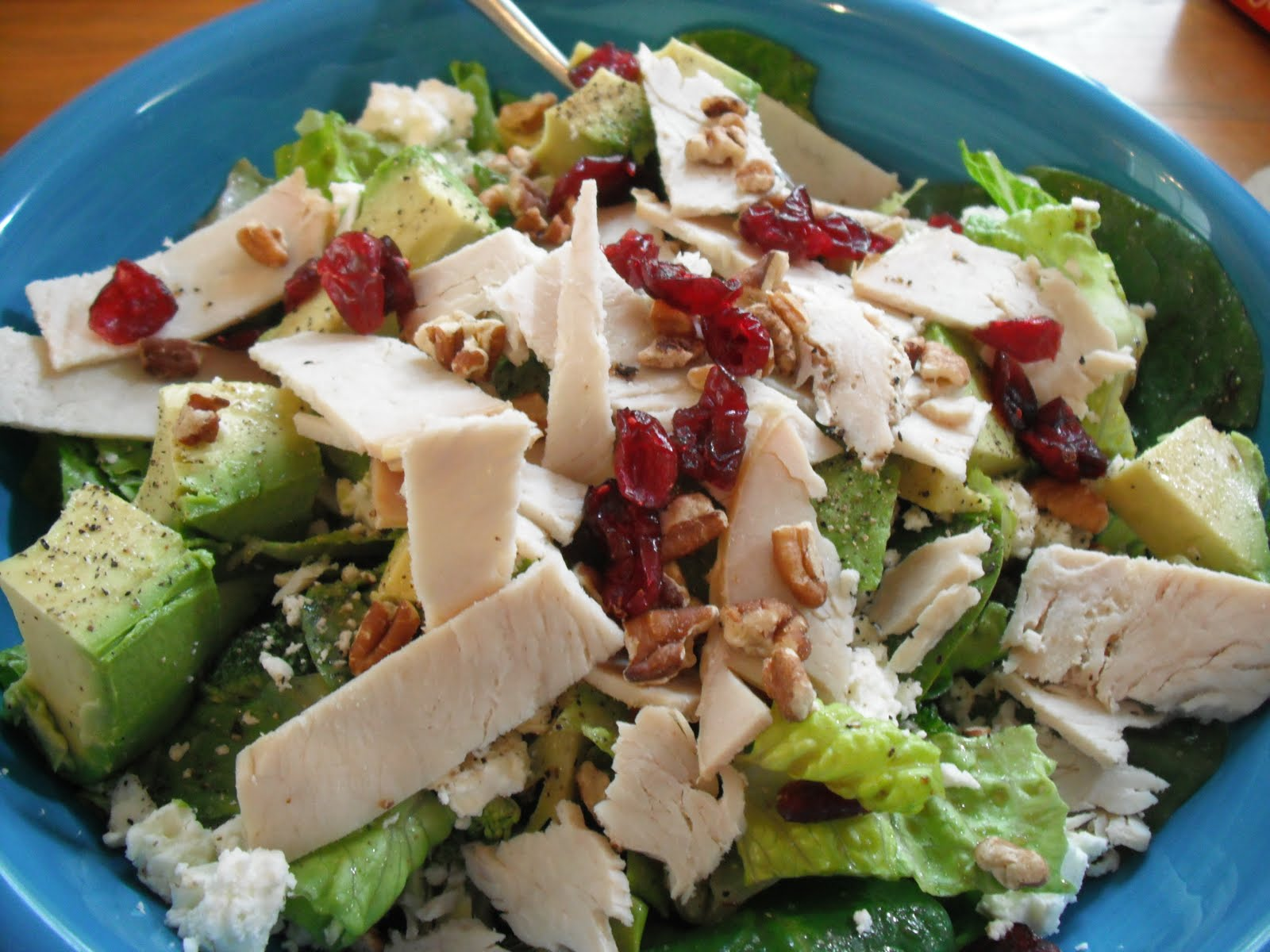 Black Friday Turkey Salad Recipe — Dishmaps